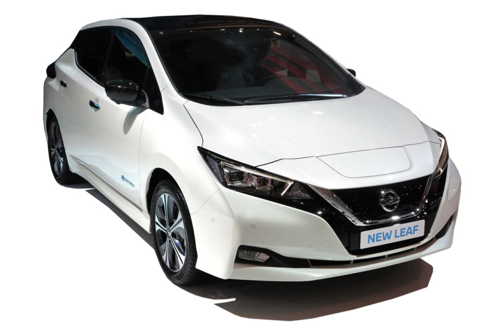 Nissan Leaf Hatch Electric