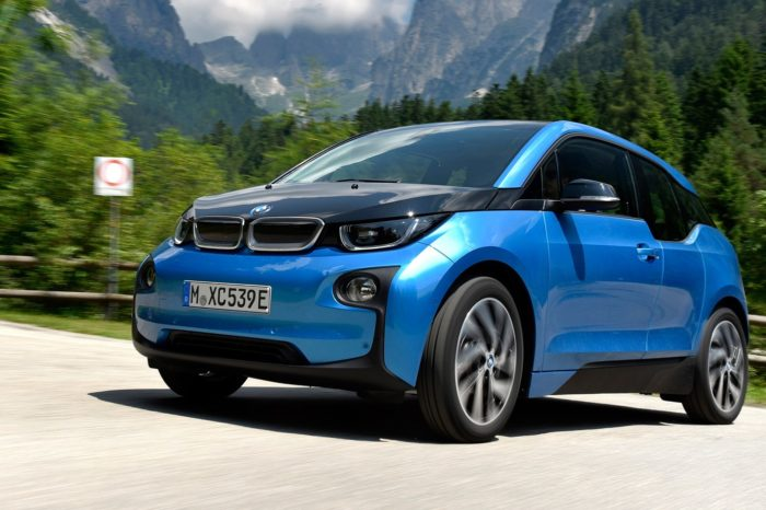 BMW i3 Hatch 5Dr 0.0Electric 42.2kWh 170 EU6 Loft eDrive Auto