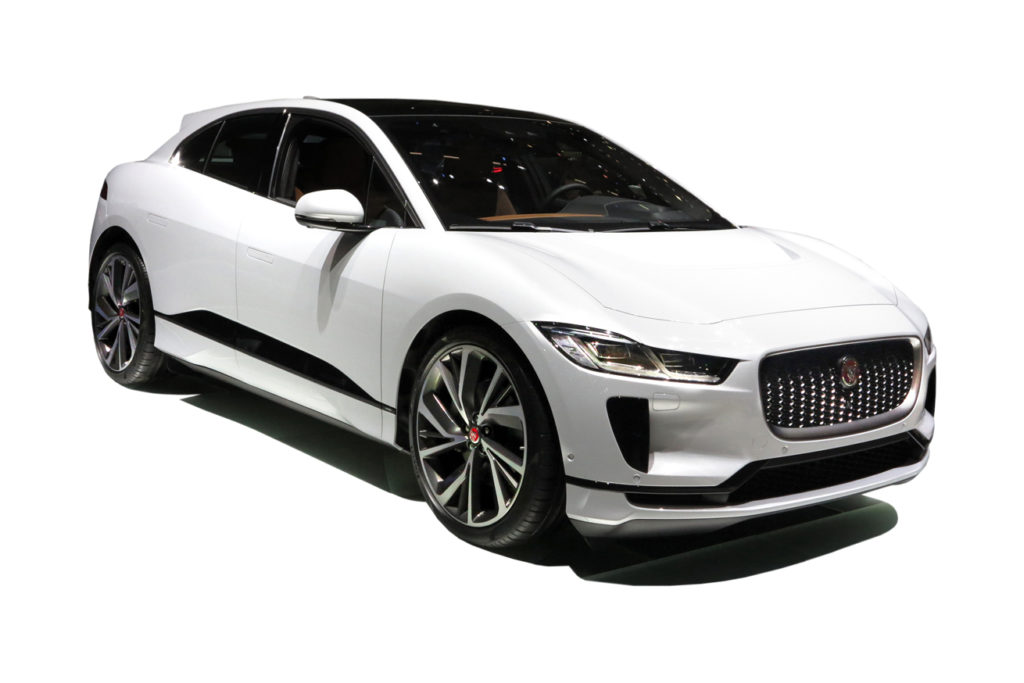 Jaguar IPACE SUV Electric