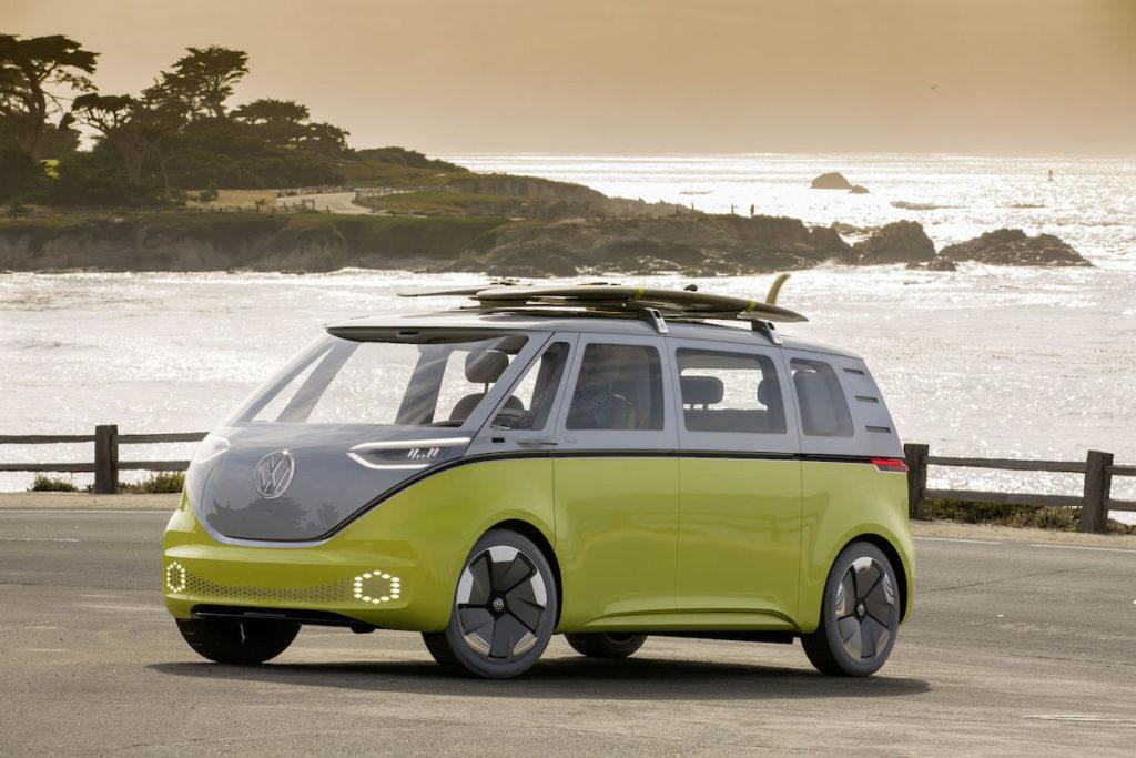 volkswagen electric car India