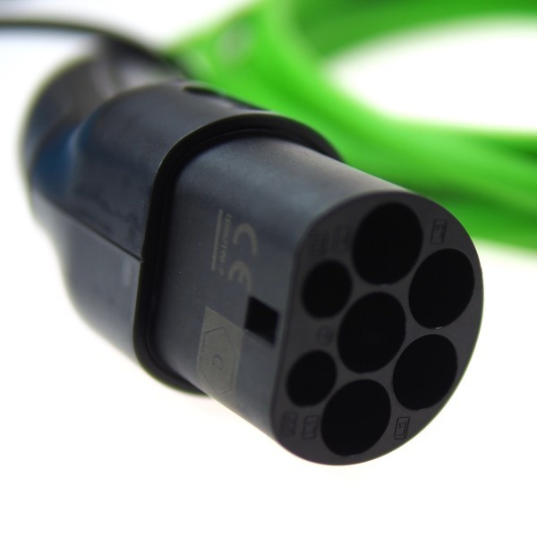 EV charging cable India