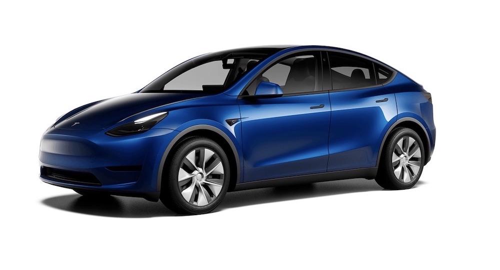 Tesla Model Y electric car india