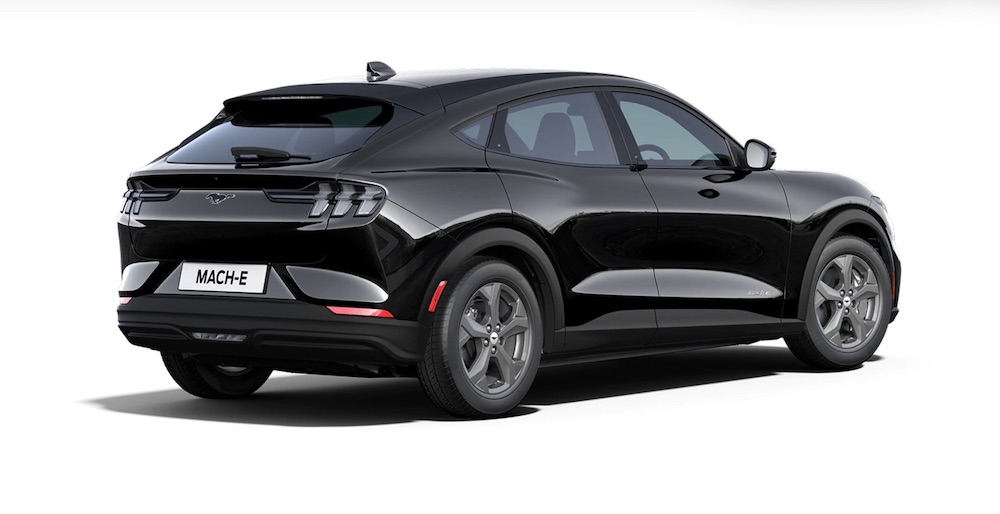 Ford Mustang Mach-E SUV