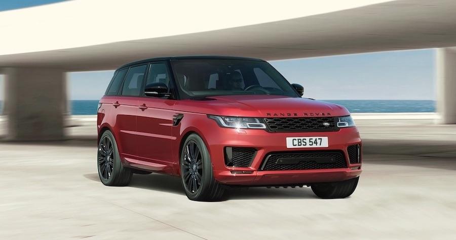 Range Rover Sport Plug-In Hybrid SUV