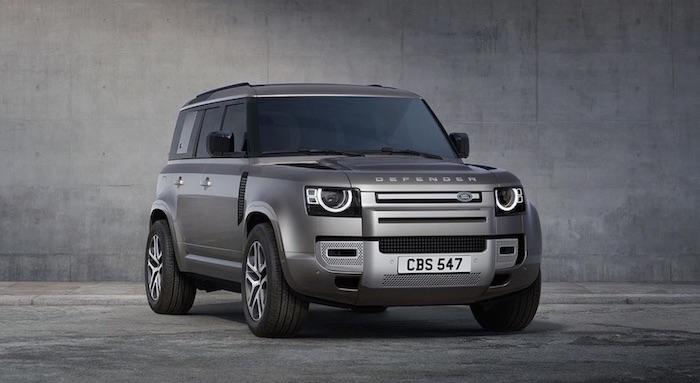Land Rover Defender 110 Plug-In Hybrid India