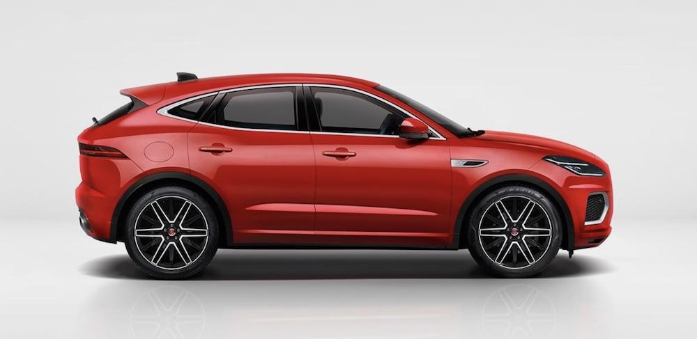 Jaguar E-PACE Plug-In Hybrid SUV India