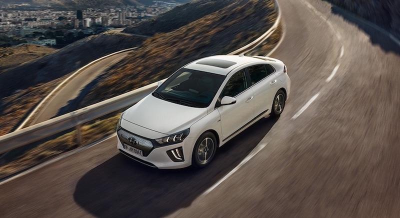 Hyundai IONIQ Electric India