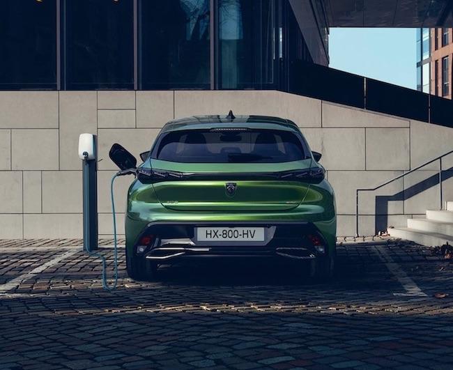 Peugeot 308 Plug-In Hybrid