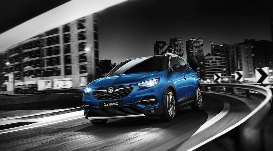 The Opel Grandland X PHEV India