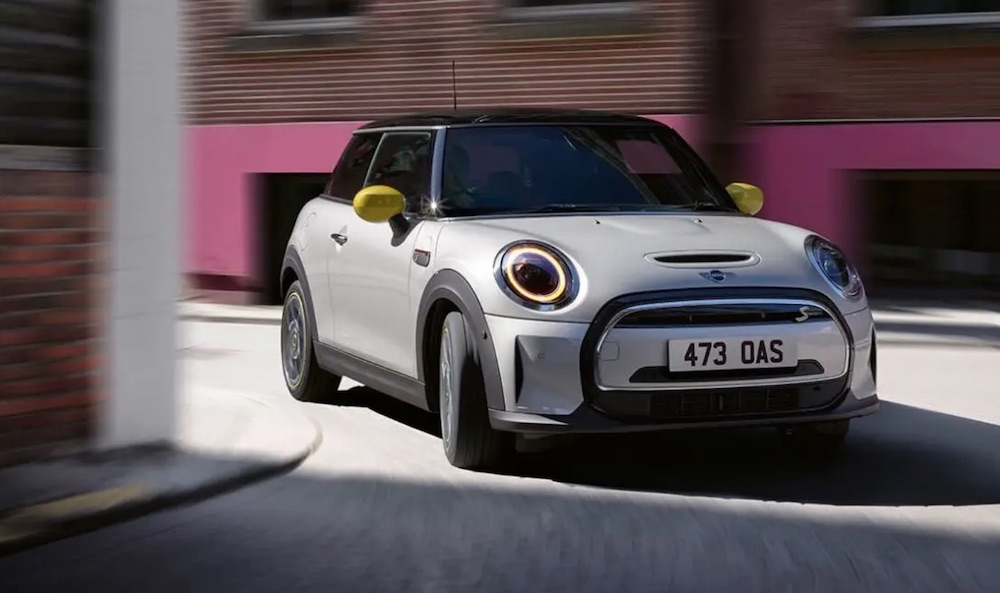 The All-Electric MINI Hatch India