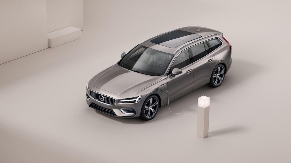 Volvo V60 Plug-In Hybrid India
