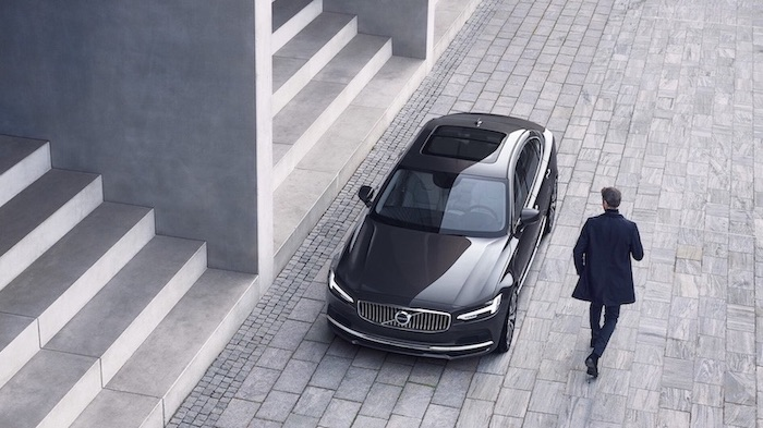 Volvo S90 Recharge Plug-In Hybrid India