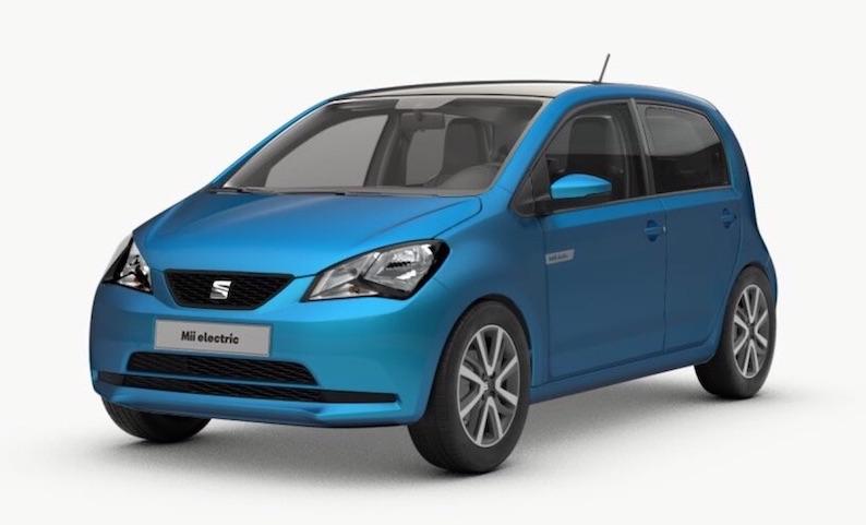 SEAT Mii Electric Hatchback